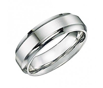 COBALT WEDDING BAND - 7MM