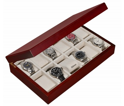 watch box for 12 watches