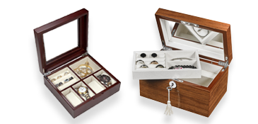 Watch & Jewellery Boxes